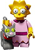 LEGO The Simpsons Series 2 Collectible Minifigure 71009 - Lisa Simpson (Snowball II Cat) by LEGO