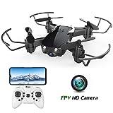 EACHINE E61HW Mini Drohne mit Kamera Live Übertragung für Kinder Anfänger WiFi FPV ,Kopflos Modus,3D Flip,Höchenhaltung, RC Quadrocopter, Anfänger