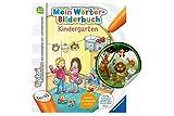 Collectix Ravensburger tiptoi Buch - Mein Wörter-Bilderbuch Kindergarten + Kinder Tier-Sticker   Lernen, Lieder singen, Spielen