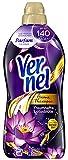 Vernel Aromatherapie Traumhafte Lotusblüte, Weichspüler, 68 (1x68) Waschladungen, für einen langanhaltenden Duft und traumhaft weiche Wäsche