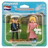 Playmobil 5054 Duo Pack Prince Willem-Alexander und Prinzessin MáXIMA aus Holland