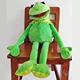 Frosch Plüsch Handpuppe Baby Beruhigende Puppe Kermit Frosch Handpuppe Puppe Spielzeug Süße Frosch Puppe Plüsch Puppe Spielzeug Frosch Puppe Art Mädchen Damm