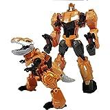 ZHJNBY Transformer Spielzeug Grimlock KO Version Actionfigur für Kinder ab 5 Jahren