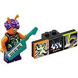 LEGO VIDIYO Bandmates Serie 1 Alien Keytarist Minifigur 43101