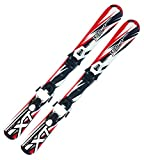 Tecno Pro Ski Kinderski XT-Team JR-Series 100cm + Bindung TC45 Kinder Alpinski