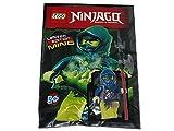 Blue Ocean LEGO Ninjago Ming Minifigur Folien-Set 891506 (Beutel)