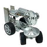 Flye Stirlingmotor, Stirling Motor Modell Traktor Motor Physikalisches Experiment Spielzeug Kreatives Geschenk
