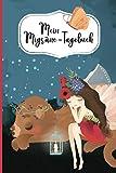 Migräne Tagebuch | Kinder: Kopfschmerz Tagebuch 112 Seiten DIN A5 | Schmerztagebuch zum Ausfüllen und Eintragen bei starken Kopfschmerzen, ... Kopfschmerztagebuch für Mädchen mit Kopfweh