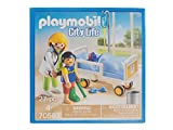 PLAYMOBIL City Life 70587 Hospital Kinderklinik Doktor Kind Krankenbett