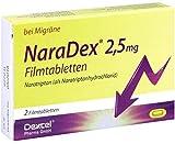 NaraDex 2,5 mg Filmtabletten, 2 St