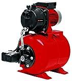 Einhell 4173190 Hauswasserwerk GC-WW 6538 (650 W, 3,6 bar Druck, 3.8 l/h Förderleistung, integrierter Druckschalter, Manometer, 20l Behälter)