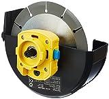 GLORIA Cut&Brush 2-in-1 Kantenschneider | Zubehör für MultiBrush li-on und MultiBrush speedcontrol | Präziser Rasenkantenschneider mit Bürste zur Steinreinigung