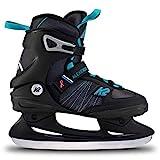 K2 Skates Damen Schlittschuhe Alexis Ice — Black - Blue — EU: 35 (UK: 2.5 / US: 5) — 25E0040