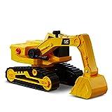 Caterpillar CAT Power Haulers Excavator Baufahrzeug, Gelb