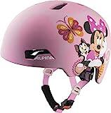 ALPINA Unisex - Kinder, HACKNEY DISNEY Fahrradhelm, Minnie Mouse, 47-51 cm