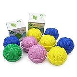 1/3PCS Waschkugel Waschbälle Waschball Fusselbälle Waschmaschine Ball Trockner Ball Waschkugeln Tierhaare Waschmaschine Tierhaarentferner Bälle Für Waschmaschine Und Trockner Wiederverwendbare Ball