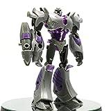 Transformer Spielzeug Cyberverse Commander Class Megatron KO Version Actionfigur für Kinder ab 5 Jahren, 7 Zoll