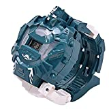 Funming Kinder-Armbanduhr mit Roboterbewegung für Roboter, elektronische Uhr, Lernspielzeug für die besten Geschenke