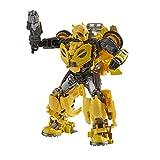 Transformers Toys Studio Series 70 Deluxe Bumblebee B-127 Actionfigur, 8 und höher, 11,4 cm
