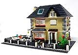 Landgasthof Bausteine Haus, Modular Building, 909 Klemmbausteine