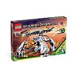 Lego - 7649 Mars Mission MT-201 Ultra-Drill Walker, 759 Teile