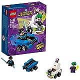 LEGO DC Universe Super Heroes 76093 'Mighty Micros: Nightwing vs The Joker' Konstruktionsspielzeug, bunt