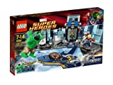 LEGO 6868 Super Heroes Hulk's Helicarrier Ausbruch