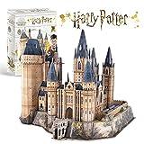 CubicFun 3D Puzzle Harry Potter - Hogwarts Astronomieturm Model Kit Geschenk für Erwachsene und Kinder, 243 Stück