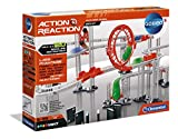 Clementoni 59126 Galileo Action & Reaction-Maxi Set, Mehrfarben