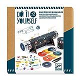 Djeco - DIY Kaleidoskop zum Selbsteinkommen in Formen und Farben (DJ07922)