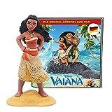 tonies Hörfiguren für Toniebox, Disney – Vaiana, Original Hörspiel zum Film, für Kinder ab 4 Jahren, Spielzeit ca. 76 Minuten
