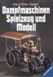 Dampfmaschinen. Spielzeug und Modell.