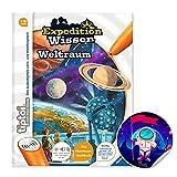 Ravensburger tiptoi® Buch Expedition Wissen: Weltraum + Kinder Planeten Poster
