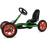 BERG Gokart Buddy Fendt   Kinderfahrzeug, Tretauto mit Optimale Sicherheid, Luftreifen und Freilauf, Kinderspielzeug geeignet für Kinder im Alter von 3-8 Jahren