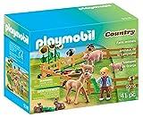 Playmobil Bau-Set Bauernhof Tiere 9316