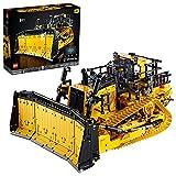 LEGO 42131 Technic Appgesteuerter Cat D11 Bulldozer, Set für Erwachsene, ferngesteuertes Baufahrzeug, Geschenkidee für Weihnachten oder Geburtstag
