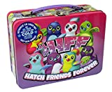 Hatchimals 444707 Classic Lunch Box Sized Tin, 5', Multicolor