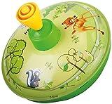Bolz 52532 -Brummkreisel Disney's Bambi, Ø 13 cm, Blech Schwungkreisel, klassischer Pumpkreisel, Blechkreisel mit Reh Bambi Motiv, Kreisel mit Standspitze, Spielzeugkreisel für Kinder ab 18m+