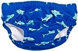 Playshoes Baby Jungen Uv-schutz Windelhose Hai Schwimmbekleidung, Blau, 86-92 EU