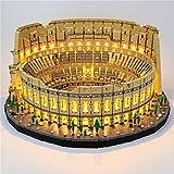 CALEN Led Beleuchtung Licht Set fürLego Colosseum 10276, LED Beleuchtungsset Bausatz, kompatibel mit Lego 10276(Ohne Lego Set )