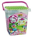 Unico Einzigartige Konstruktion Hello Kitty-Eimer groß 104 Stück 8662