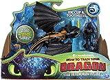 Dragons Movie Line - Dragon & Vikings - Ohnezahn und Hicks (Solid), Actionfiguren Drache & Wikinger, Drachenzähmen leicht gemacht 3, Die geheime Welt