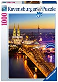 Ravensburger Puzzle 1000 Teile - Leuchtendes Köln - Puzzle für Erwachsene und Kinder ab 14 Jahren, Puzzle mit Stadt-Motiv von Köln, Amazon Sonderedition [Exklusiv bei Amazon]