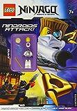 Activity Book with Minifigure (LEGO Ninjago: Nindroids Attack!)