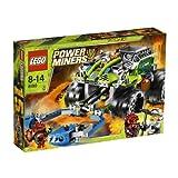 LEGO Power Miners 8190 - Mini-Monstergreifer