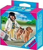 Playmobil 4750 - Tierärztin mit Hund