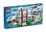 Lego 4429 - City: Helikopter Rettungsbasis
