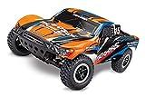 Traxxas RC Short Course Truck Slash orangeX RTR +12V-Lader+Akku