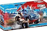 PLAYMOBIL Stuntshow 70550 Monster Truck Shark, Für Kinder von 4 - 10 Jahren