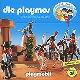 Die Playmos - Folge 35: Streit Im Wilden Westen (Das Original Playmobil Hörspiel)